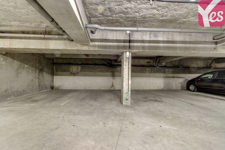 Parking Ouest - Saint-Sébastien-sur-Loire box