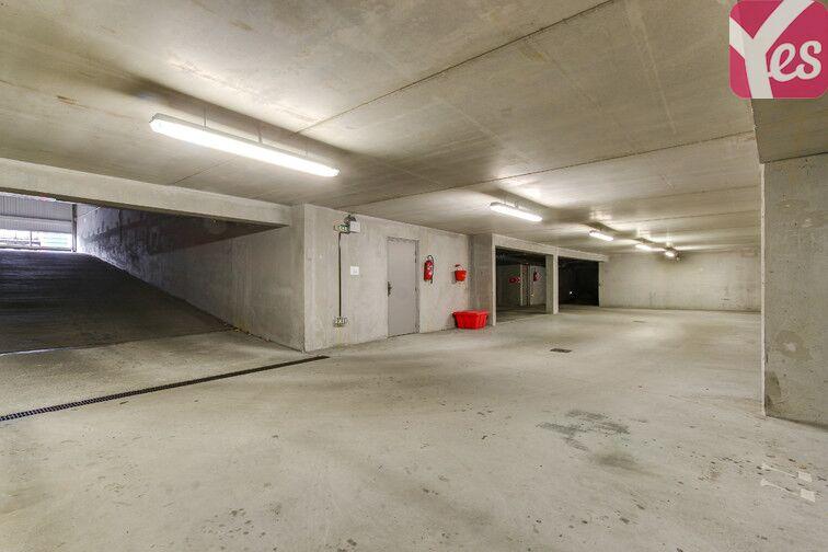 Parking Ouest - Saint-Sébastien-sur-Loire souterrain