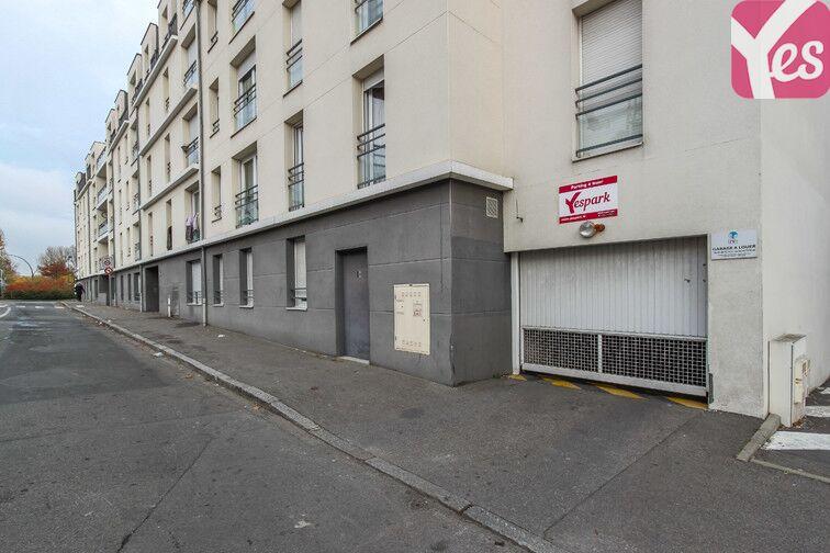 Parking Ouest - Saint-Sébastien-sur-Loire à louer