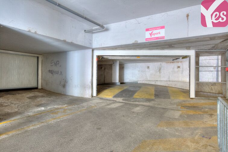 Location parking Baumettes - Nice