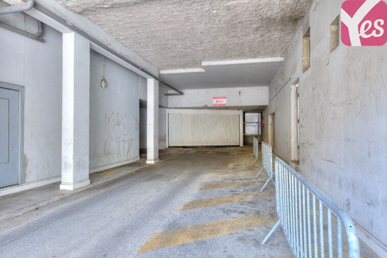 Parking Baumettes - Nice location