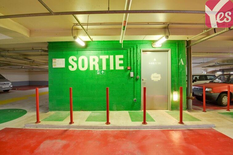 Parking Emeriau - Zola - Paris 15 pas cher