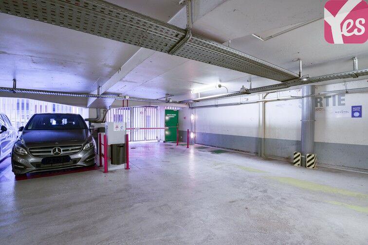 Parking Emeriau - Zola - Paris 15 gardien