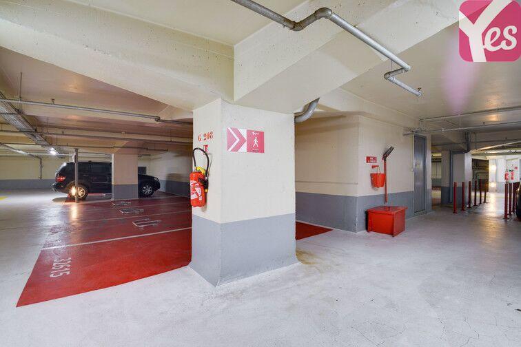 Parking Emeriau - Zola - Paris 15 en location