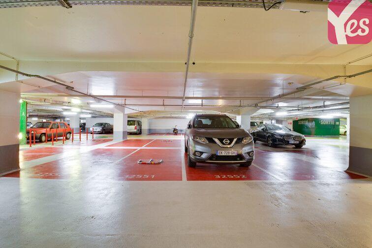 Parking Emeriau - Zola - Paris 15 75015