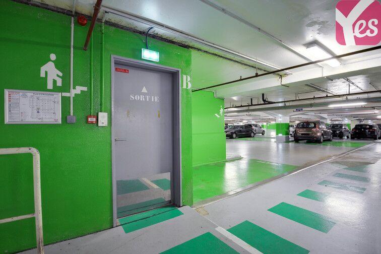 Parking Emeriau - Zola - Quai de Grenelle - Paris 15 75015