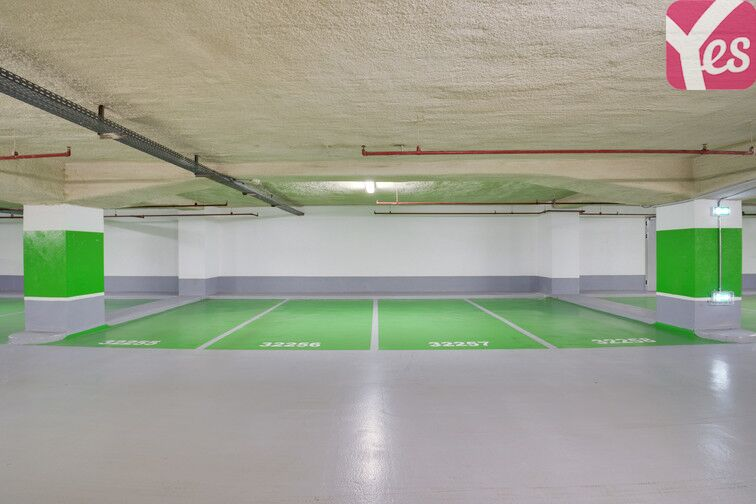 Parking Emeriau - Zola - Quai de Grenelle - Paris 15 box