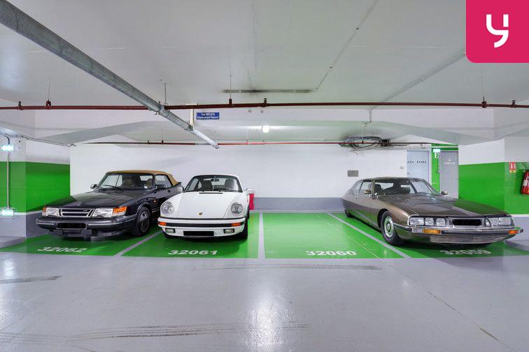 Parking Emeriau - Zola - Quai de Grenelle - Paris 15 avis