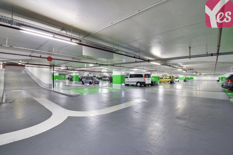 Parking Emeriau - Zola - Quai de Grenelle - Paris 15 pas cher