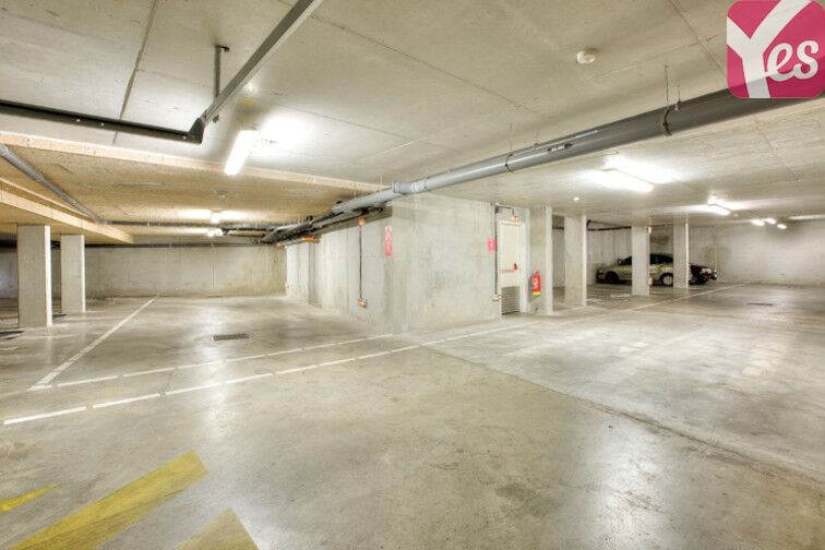 Parking Caucade - Nice 14 avenue des Mandariniers