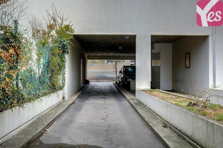 Parking Ferrandière - Maisons Neuves - Grand Clément - Villeurbanne avis