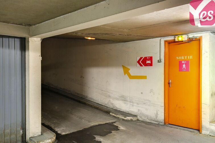 Parking Ferrandière - Maisons Neuves - Grand Clément - Villeurbanne en location
