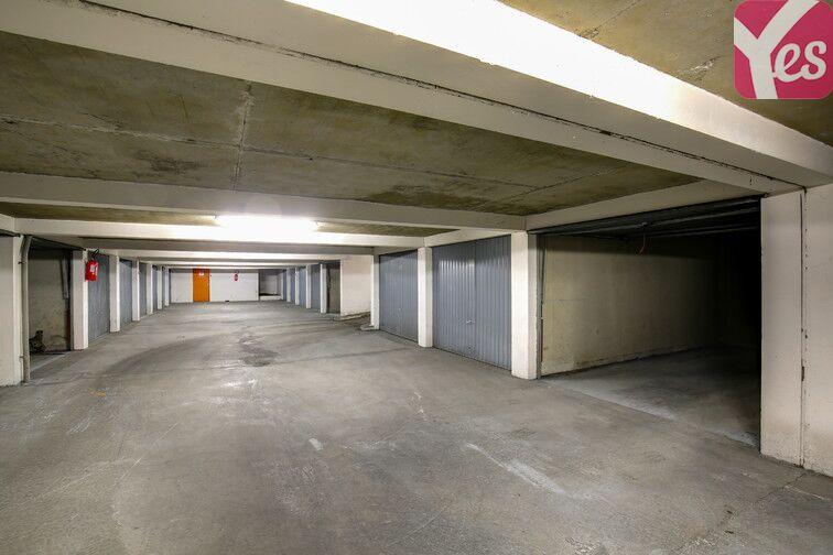 Parking Ferrandière - Maisons Neuves - Grand Clément - Villeurbanne box