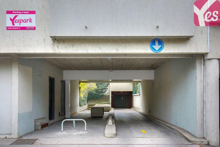 Parking Ferrandière - Maisons Neuves - Grand Clément - Villeurbanne location