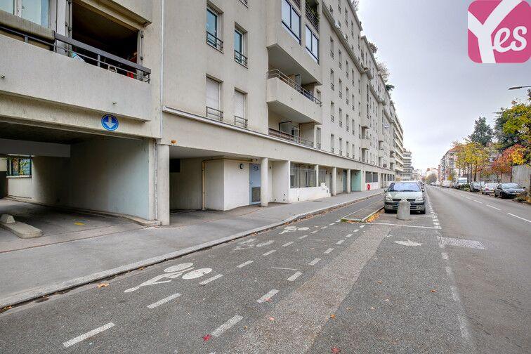 Parking Ferrandière - Maisons Neuves - Grand Clément - Villeurbanne sécurisé