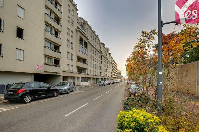 Parking Ferrandière - Maisons Neuves - Grand Clément - Villeurbanne 69100