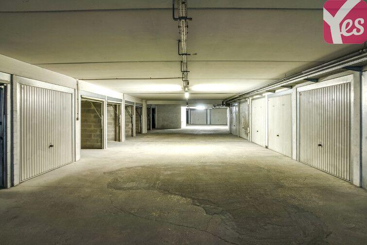Parking Sans Souci - Dauphiné - Lyon 3 souterrain