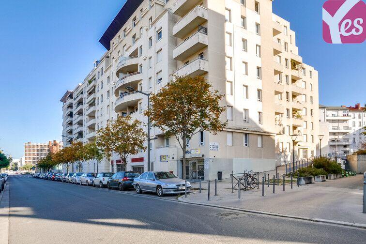 Parking Sans Souci - Dauphiné - Lyon 3 69003