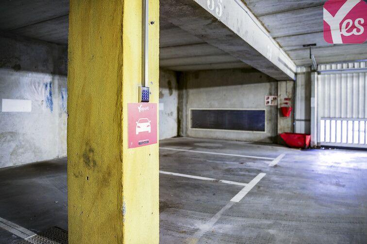 Parking Malcense - Egalité - Tourcoing 2 A rue de la Malcense