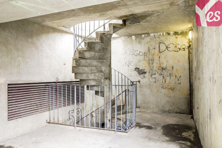 Parking Malcense - Egalité - Tourcoing souterrain