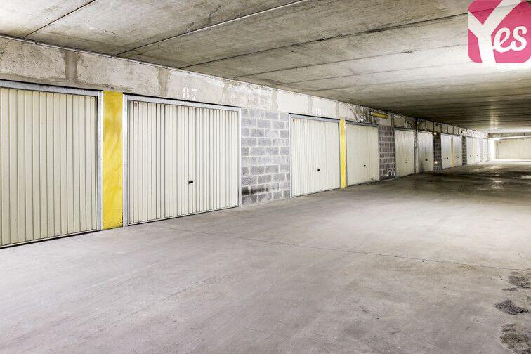 Parking Malcense - Egalité - Tourcoing box