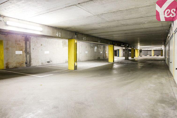 Parking Malcense - Egalité - Tourcoing gardien