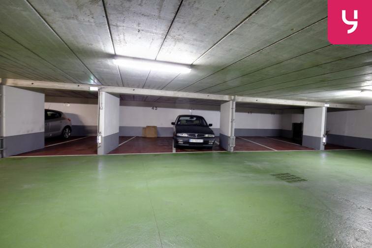 location parking Chaillot - Paris 16