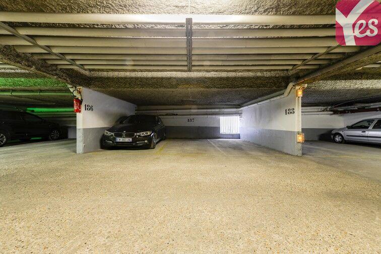 Parking Mairie de Saint-Ouen box