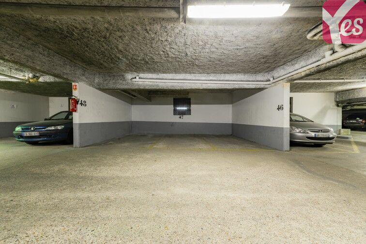 Parking Mairie de Saint-Ouen souterrain