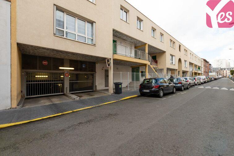 Parking Mairie de Saint-Ouen location