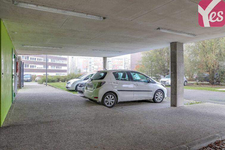 Parking Belencontre - Fin de la Guerre - Tourcoing souterrain