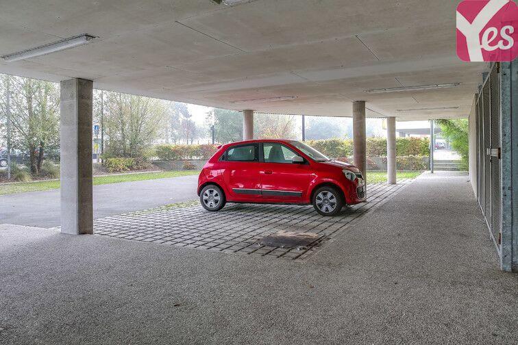 Parking Belencontre - Fin de la Guerre - Tourcoing sécurisé