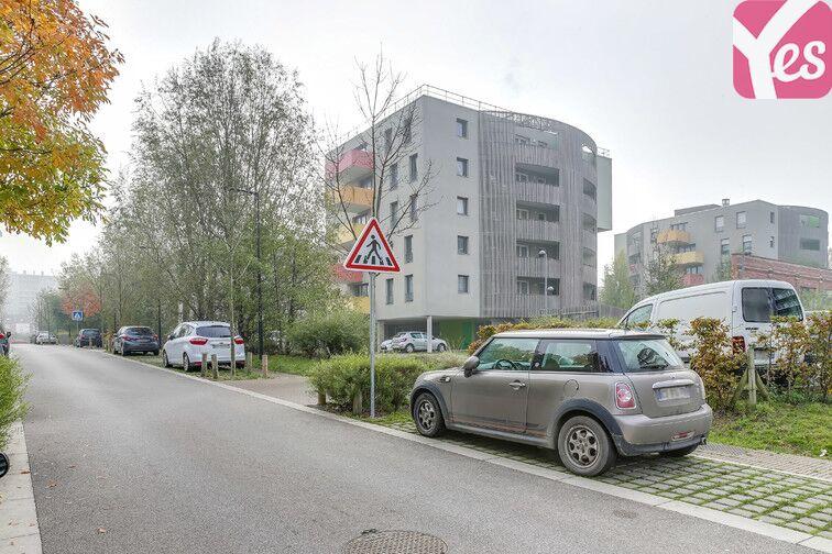 Parking Belencontre - Fin de la Guerre - Tourcoing gardien