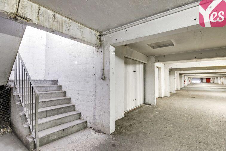 Parking Résidence Cité du Galtz - Colmar caméra