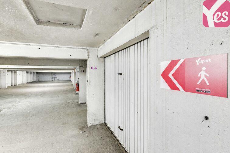 Parking Résidence Cité du Galtz - Colmar garage