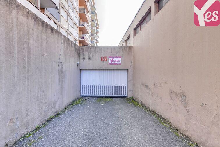 Parking Résidence Cité du Galtz - Colmar 24/24 7/7