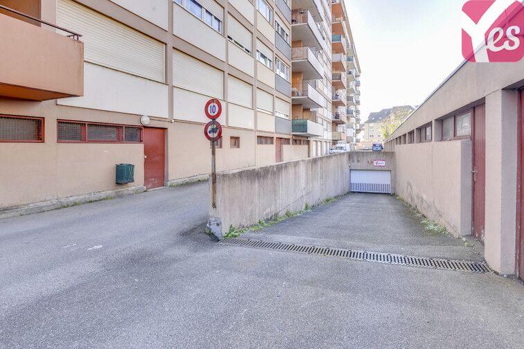 Parking Résidence Cité du Galtz - Colmar sécurisé