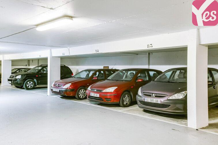Parking Le Pas du Lac - Montigny-le-Bretonneux souterrain
