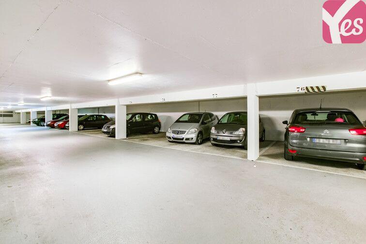 Parking Le Pas du Lac - Montigny-le-Bretonneux location mensuelle