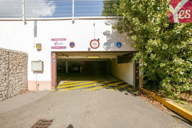 Parking Le Pas du Lac - Montigny-le-Bretonneux 6 avenue de Denton
