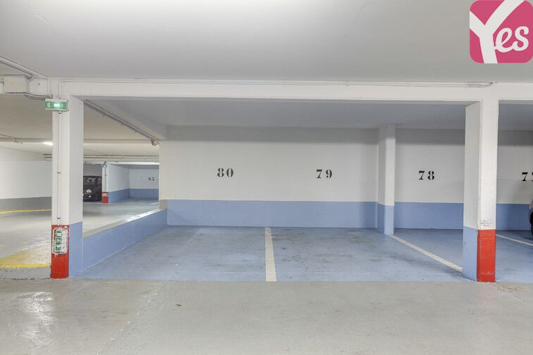 Parking Centre ville - Parc Sainte Barbe - Fontenay-aux-Roses box