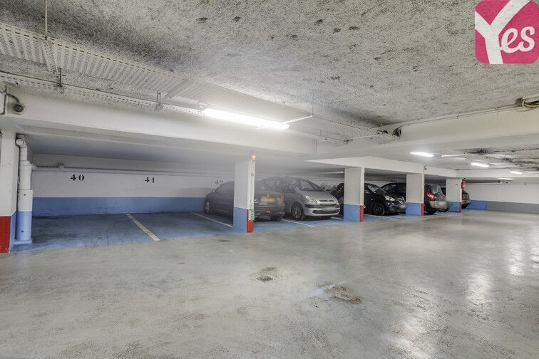 Parking Centre ville - Parc Sainte Barbe - Fontenay-aux-Roses 92260