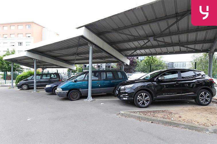 Parking Carrefour du Général de Gaulle - Bonneuil-sur-Marne (aérien) en location