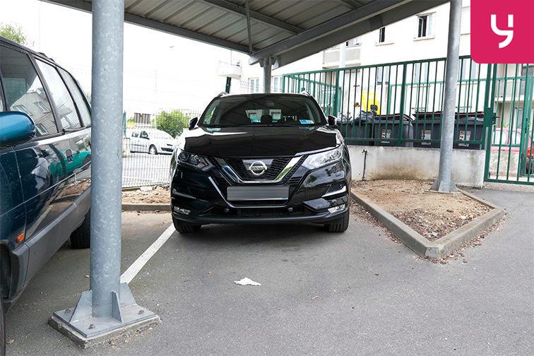Parking Carrefour du Général de Gaulle - Bonneuil-sur-Marne (aérien) garage
