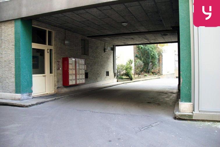 Parking Hôtel de Ville en location