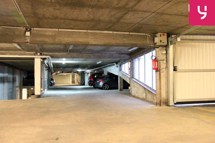 Parking Hôtel de Ville caméra