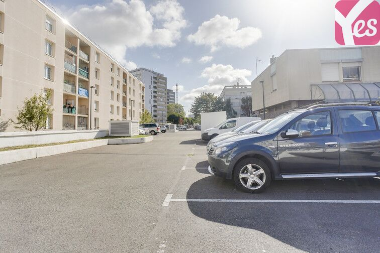 Parking Coubertin - Les Courtilles - Asnières-sur-Seine caméra