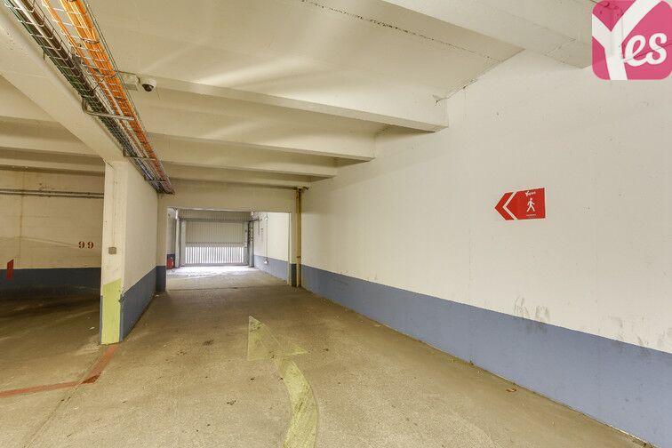 Parking Coubertin - Les Courtilles - Asnières-sur-Seine garage