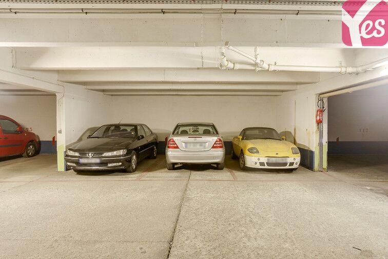 Parking Coubertin - Les Courtilles - Asnières-sur-Seine location mensuelle