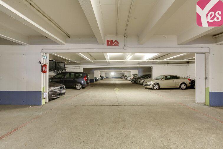 Parking Coubertin - Les Courtilles - Asnières-sur-Seine gardien